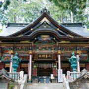 三峯神社のお守りの種類と効果は?初詣の混雑状況は?